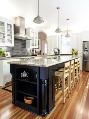 Nevada City kitchen remodelling