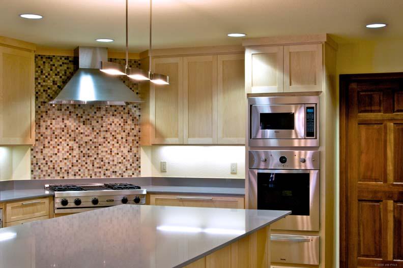 Quaker hill siteline architecture for Quaker kitchen design