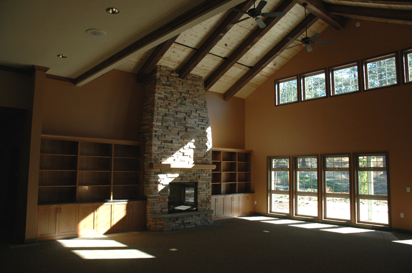 hospice foothills living room