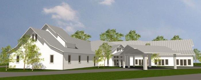 Penn Valley Community Church rendering